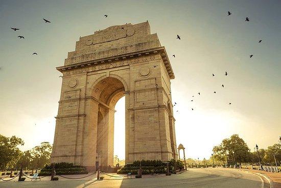 Privato: tour di Highlights di Delhi