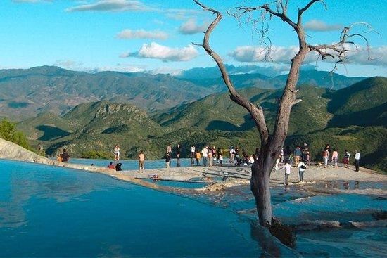Tour Mitla, Hierve el agua y...