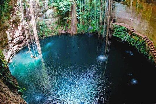 Excursión a Chichén Itzá, el cenote...