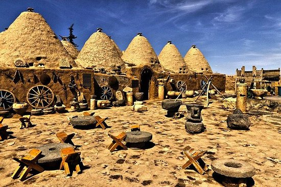 1 Day Urfa Tour from Istanbul By Plane - URFA1