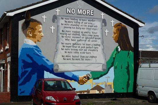 Excursão política de Belfast de Dublin