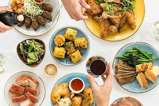 Sydney Tower Restaurantビュッフェ