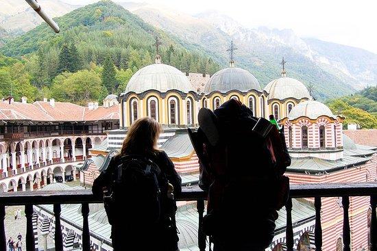 Rila Kloster und Bojana Kirche...