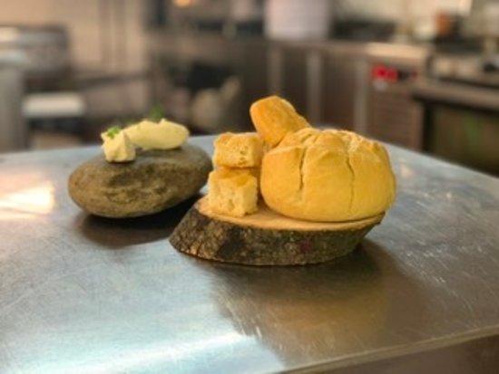 Курмайор, Италия: Pane e burro salato