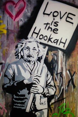 Граффити- визитная карточка сети