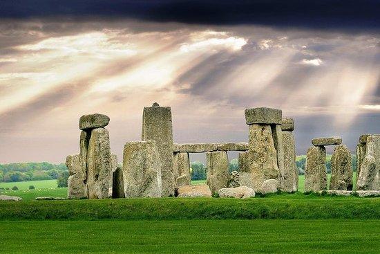 Halvdagstur til Stonehenge med inngang...