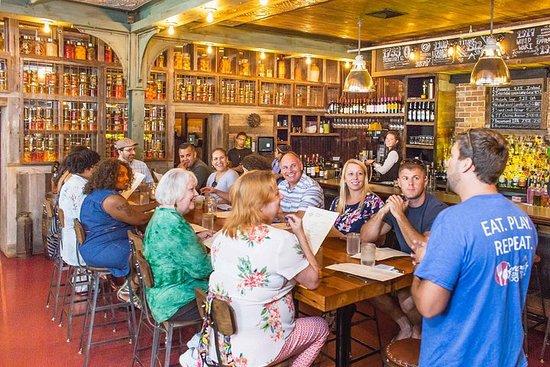Savannah kulinarische und kulturelle...
