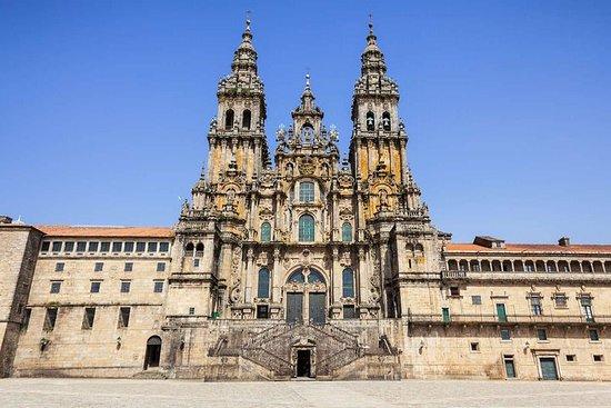 Recorrido por Santiago de Compostela...