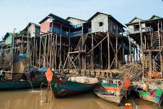Une demi-journée à Kompong Phluk, au...