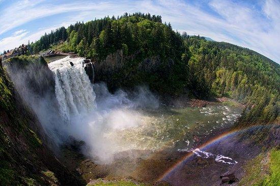 Snoqualmie Falls e Seattle City Tours
