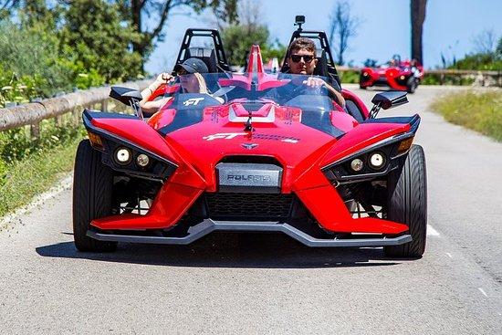 Utforsk Mallorca i din egen Formel 1-bil