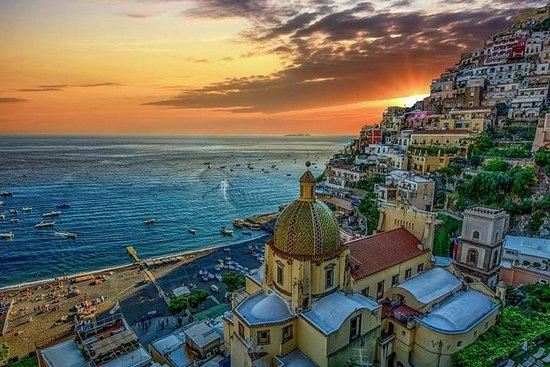 Half-Day Positano and Amalfi Coast Boat tour (from Amalfi or Maiori)