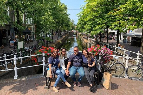 Visites néerlandaises pour petits...