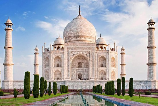 Tour privé du Taj Mahal depuis Delhi en...