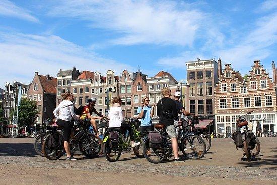阿姆斯特丹城市骑车之旅