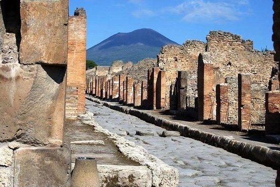 Pompeii, Herculaneum en Napels van de ...