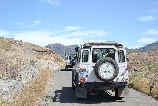 Jeep Tour 4x4 op Gran Canaria