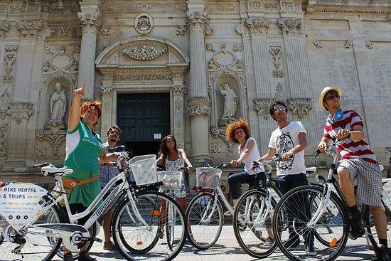 Lecce Street Food Tour à vélo