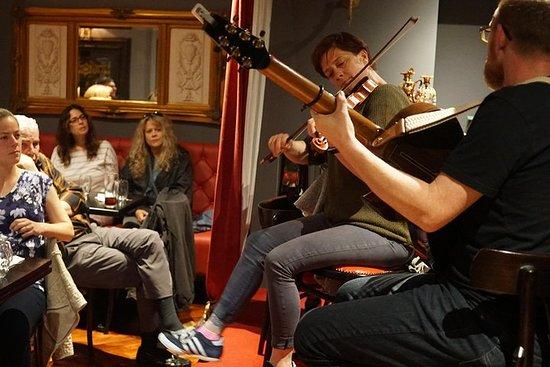 Traditionell irländsk musik och ...