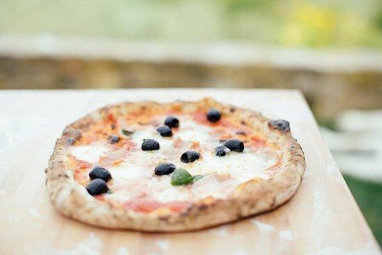 Pizza- og gelato-madlavningskursus på...