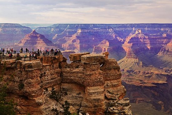 Grand Canyon South Rim Small Group Tour