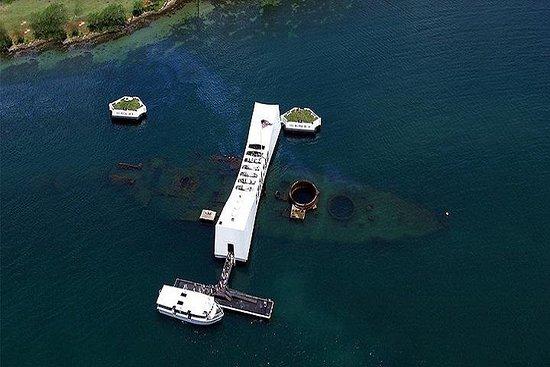 Tour 3H –Pearl Harbor Arizona Memorial...