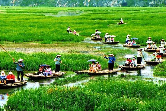 Tam Coc - Hoa Lu Day Tours