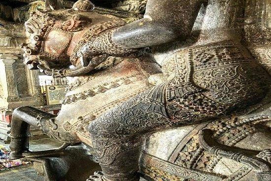 Voyage privé à Avudaiyarkovil de Tiruchirappalli