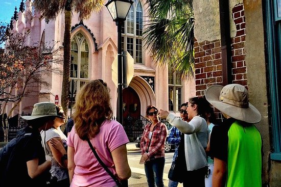 Wandeltocht door historisch Charleston