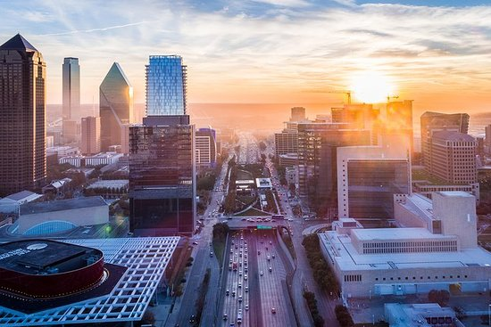 Best Of Dallas - Sightseeing Bus Tour...