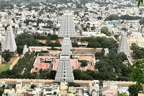 Sacred Pilgrimage Tour - Thiruvannamalai from Pondicherry