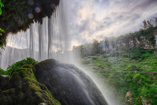 Huangguoshu Waterfall Scenic Day Tour from GuiYang