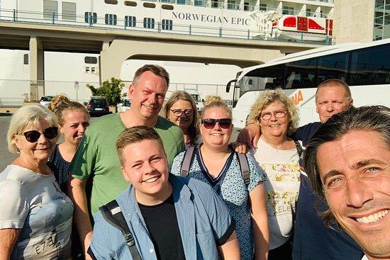 Bezoek Napels vanaf de cruiseterminal