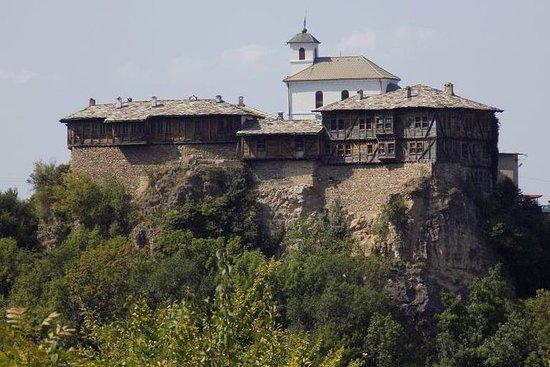 4 jours: monastères en Bulgarie