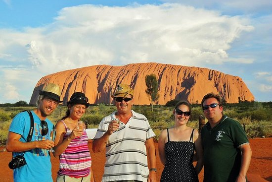 Ayers Rock Day Trip from Alice...