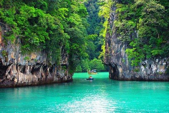 Phi Phi Maya Bay Khai Islands Speed...