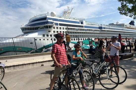 Panoramic Parenzana Biking Tour from Koper