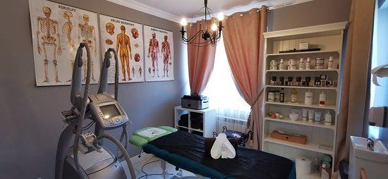 Rzaska, Польша: Massage and endermologie LPG room