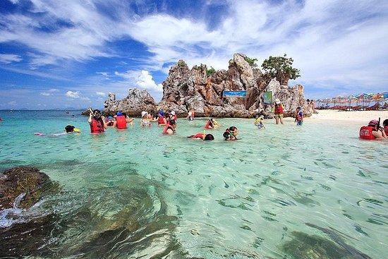 PHUKET: Îles Phi Phi Vertes et Khai