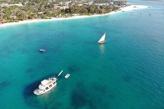 Aquana 3 Island Tour / Excursion