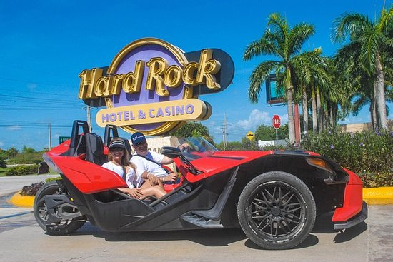 Punta Cana Slingshot Excursion