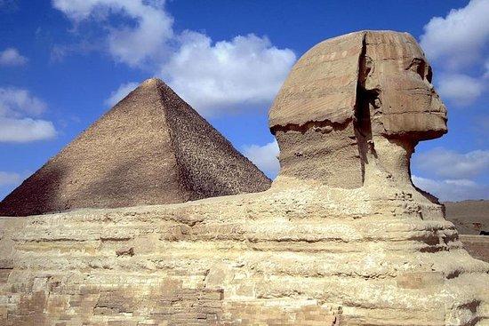 Tour di una giornata intera a Giza