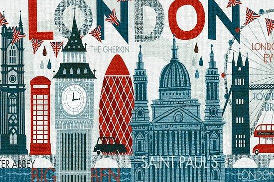 London Magical Tour - Silver