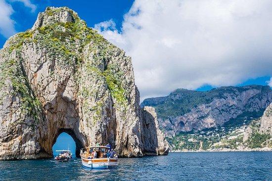 Capri Boat Experience - kleine ...