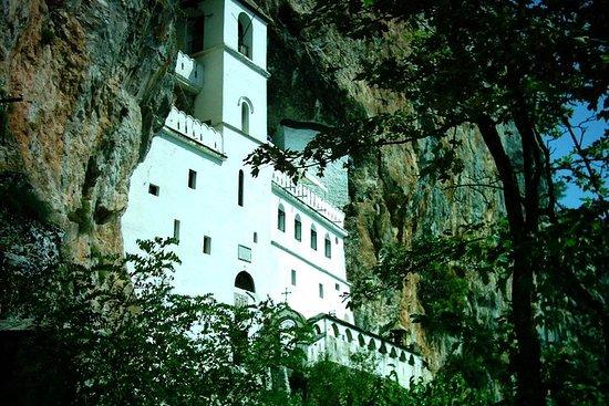 Agende sua excursão Mosteiro Ostrog