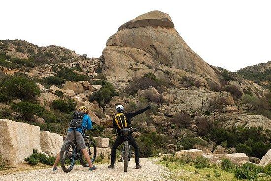圖塔維斯塔山與電動山地自行車的環