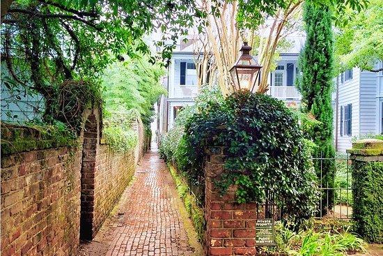 Charleston's Alleys & Hidden Passages...
