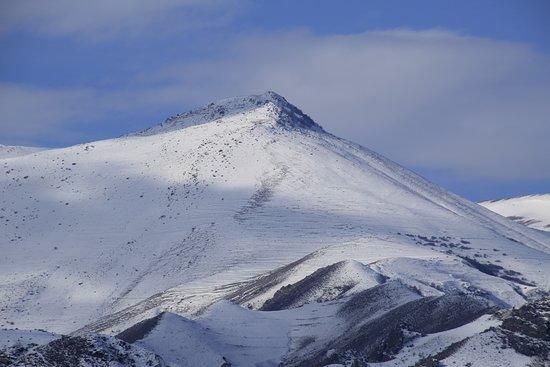 Khertvisi, Georgia, South Caucasus Mountains.