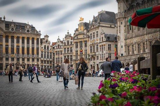 Brussel: City Tour med bil