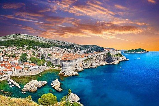 Dubrovnik: Odysseus-grot en 5-eilanden ...